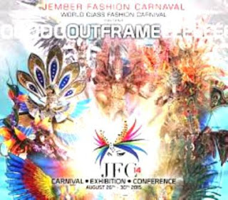 Jember Fashion Carnaval (JFC) 2015