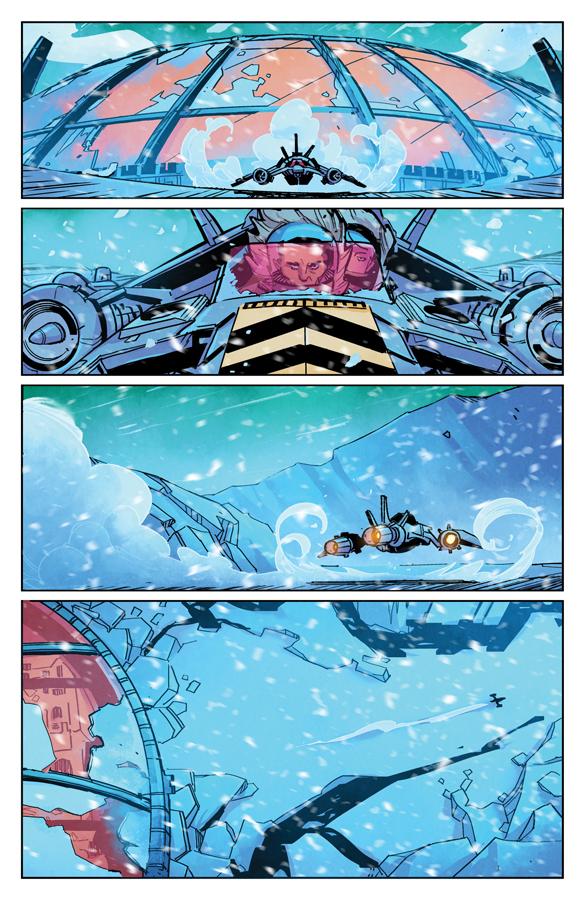outpost zero image comics