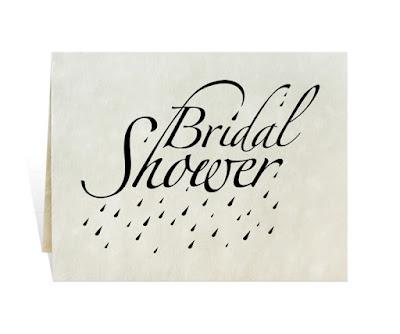 bridal shower invitations cards printable art