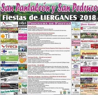 San Pantaleón y San Pedruco en Liérganes 2018