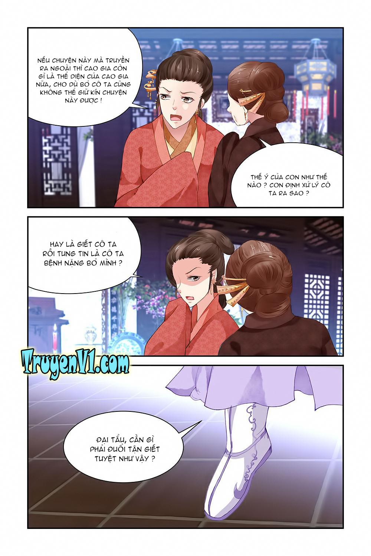 a3manga.com Trầm Hương Phá Chap 12