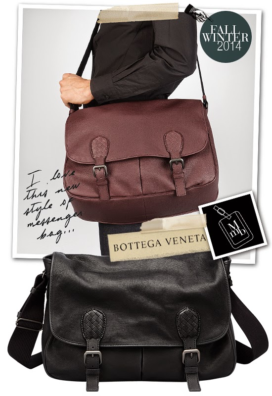 041d119aa561 Bottega Veneta Fall Winter 2014 Gardena Bag