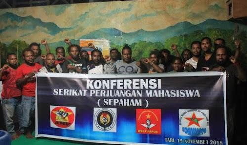 Serikat Perjuangan Mahasiswa (SEPAHAM) Papua