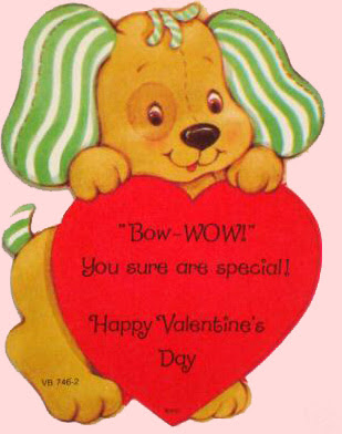 The 80 S Toy Ark Happy Valentines Day