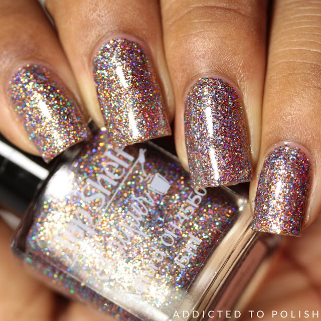 Top Shelf Lacquer Glittertini