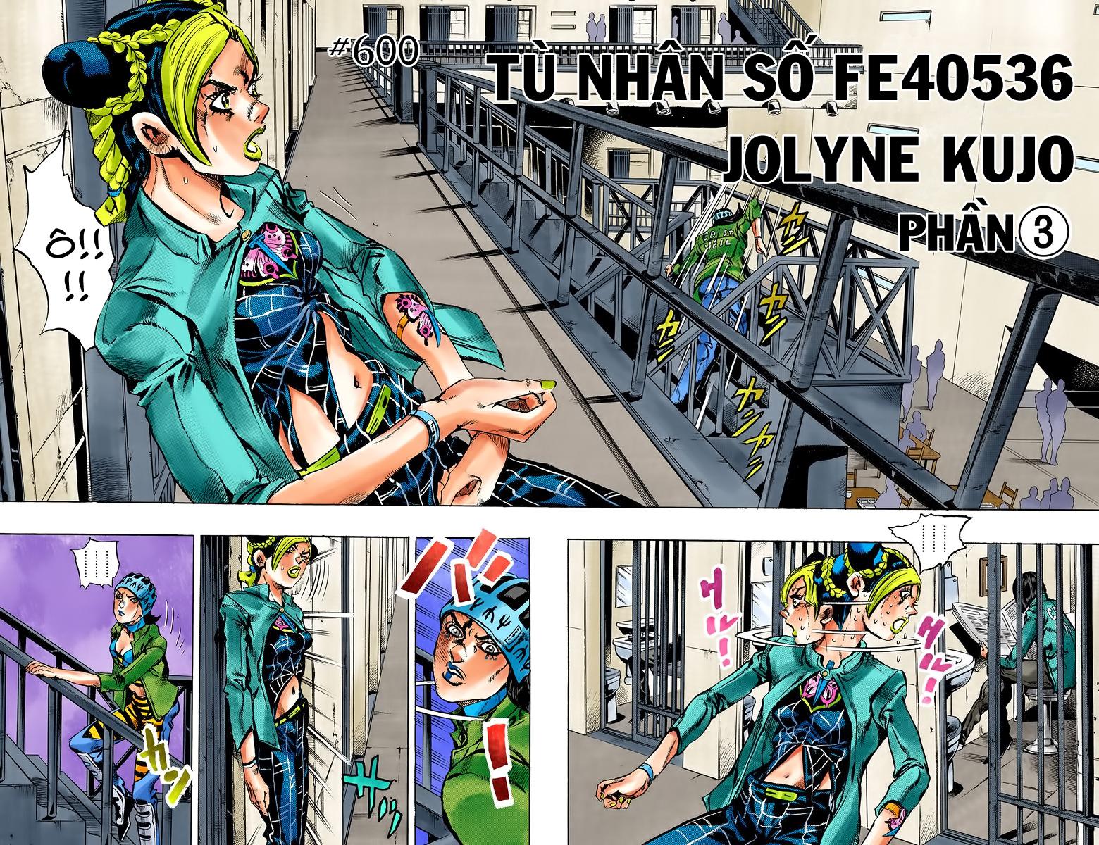JoJo no Kimyou na Bouken Chap 600 - Truyen.Chap.VN