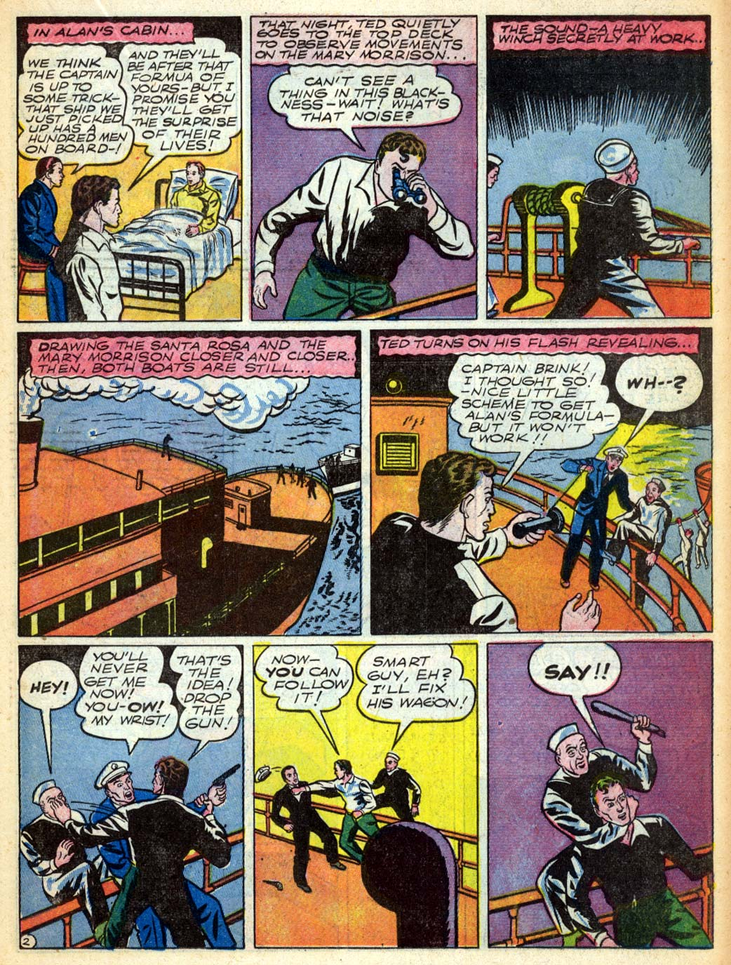 Read online All-American Comics (1939) comic -  Issue #22 - 37