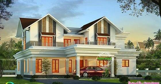 Home Dream House Kerala Home Design And Floor Plans