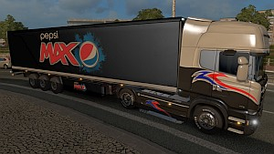 Pepsi MAX trailer mod