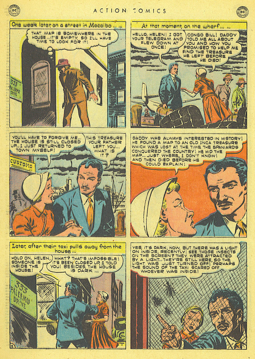 Read online Action Comics (1938) comic -  Issue #152 - 28