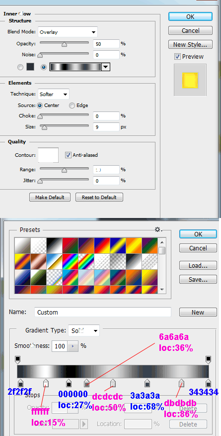Inner-glow-preview-when-using-layer-style-in-photoshop