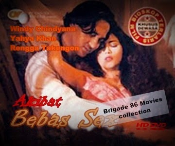 Brigade 86 Movies - Akibat Bebas Sex (1996)