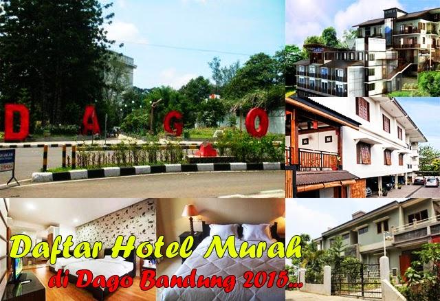 Daftar Hotel Murah di Dago Bandung 2016