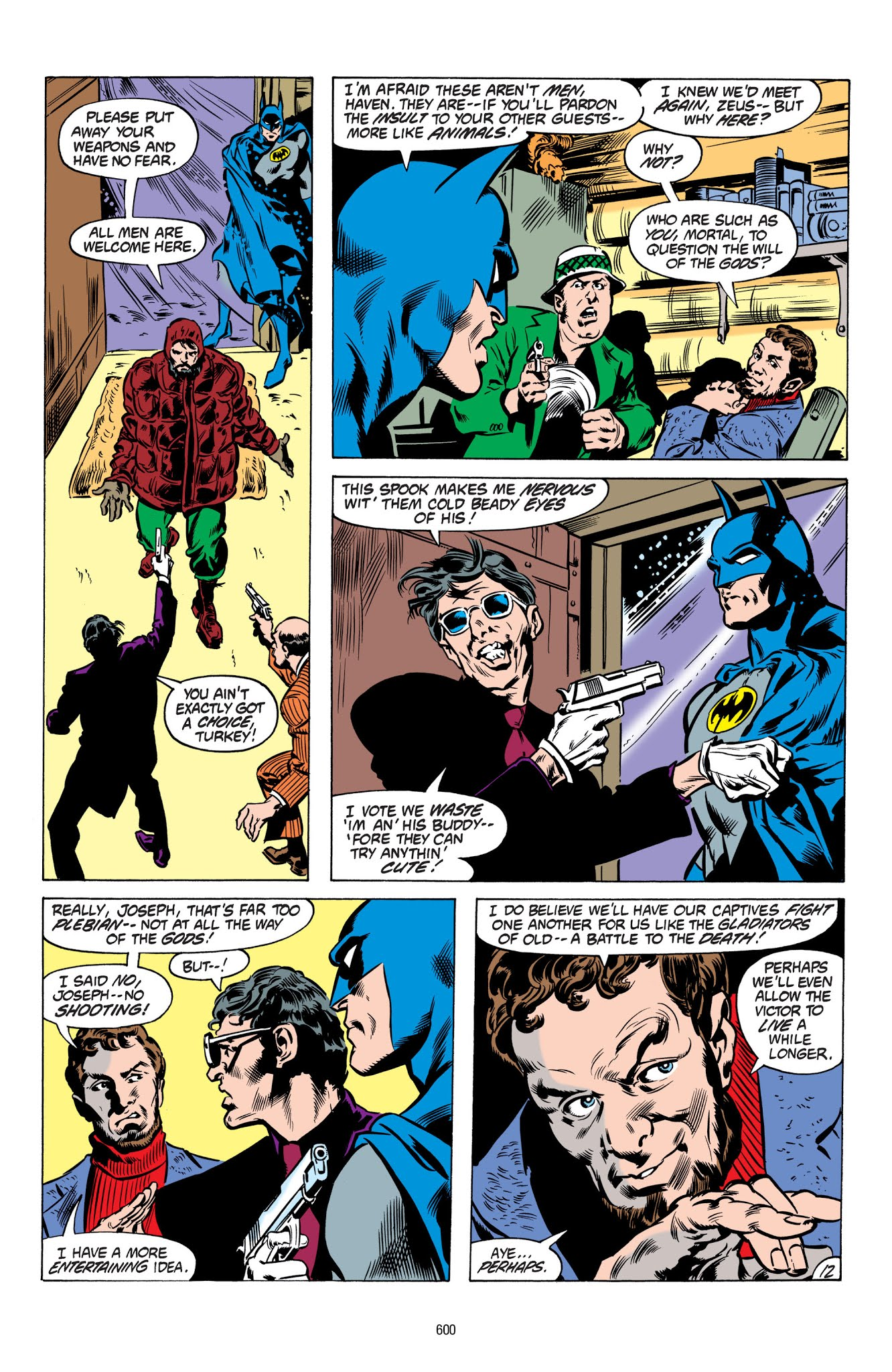 Tales of the Batman: Len Wein TPB (Part 7) Page 1