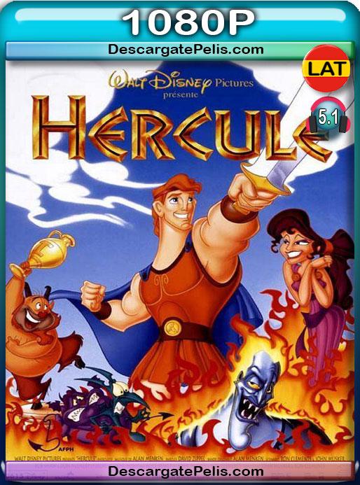 Hércules (1997) 1080P BRrip Latino – Ingles