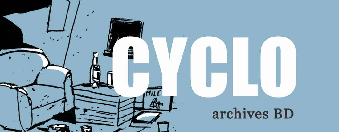 CYCLO COMICS