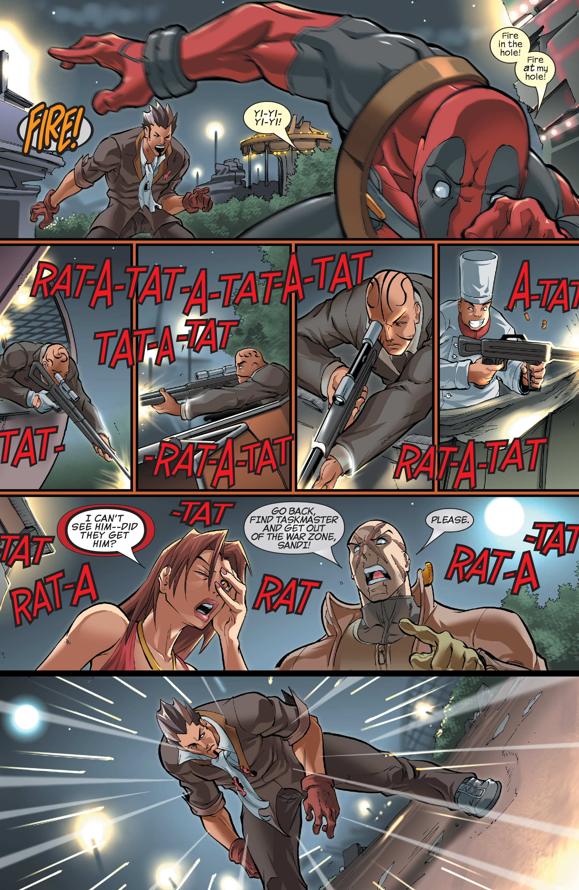 Read online Agent X comic -  Issue #15 - 8