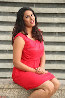 Shravya Reddy in Short Tight Red Dress Spicy Pics ~  Exclusive Pics 069.JPG