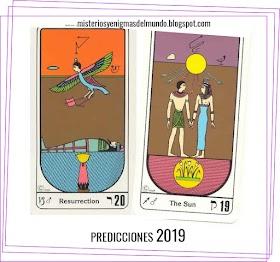 Predicciones Numerologicas 2019 - Tarot Egipcio