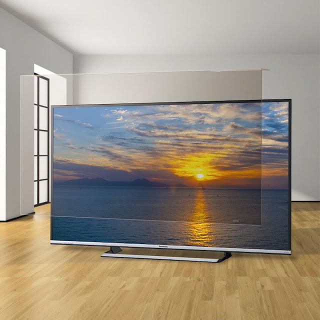 غطاء حماية شاشة تلفزيون 85 بوصة
