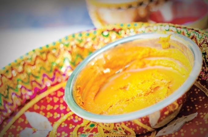 Why Do We Put Turmeric paste (Haldi) Before Marriage?