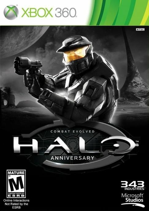 Anarchy In The Galaxy: Xbox 360 review: Halo: Combat Evolved