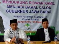 Pilkada Jawa Barat, Giliran Ridwan Kamil Di Kafir-Kafirin Oleh FPI Karena Masalah Ini