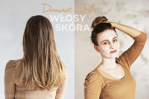 Domowe SPA dla włosów i skóry - czytaj dalej »