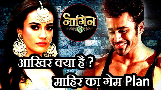 Big Twist : Naagin 3 to witness big fat marriage of Mahir weds Ruhi
