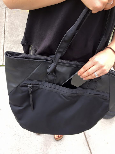 lululemon everything-bag