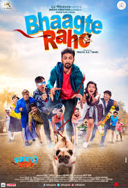 Bhaagte Raho 2018 Hindi HDTV 480p 300Mb x264