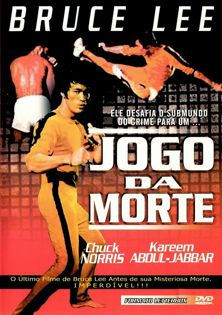 Resultado de imagem para Bruce Lee O Jogo da Morte Dublado
