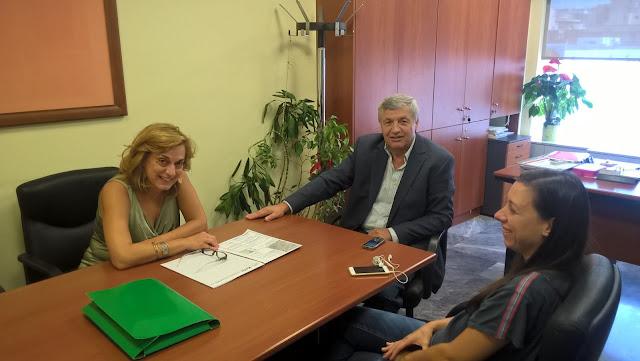 Πρέβεζα: Επίσκεψη του Δημάρχου Πρέβεζας στην ΚΤΥΠ ΑΕ για την ανέγερση του Μουσικού Σχολείου