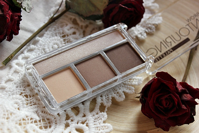 Контурирующая палетка для глаз и бровей CATRICE Eye & Brow Contouring Palette #020 but first, hot coffee / отзывы