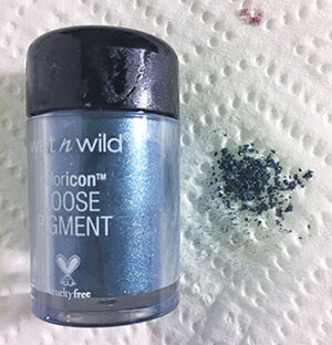 wet n wild coloricon Loose Pigment Unicorn Wishes