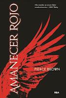 Amanecer rojo #1 — Pierce Brown