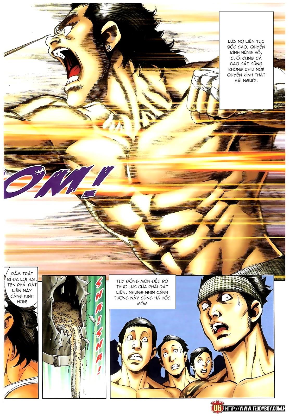 Người Trong Giang Hồ - Chapter 1393: Hạo Nam gây họa - Pic 5