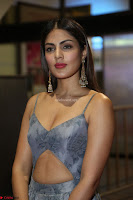 Rhea Chakraborty in a Sleeveless Deep neck Choli Dress Stunning Beauty at 64th Jio Filmfare Awards South ~  Exclusive 122.JPG