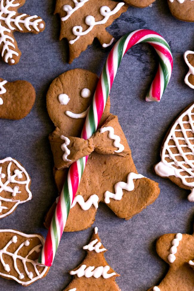 pierniczki świąteczne kruche bez leżakowania