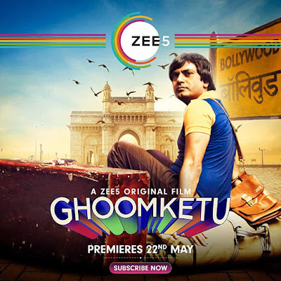 Ghoomketu 2020 Hindi 480p WEBRip 300Mb x264