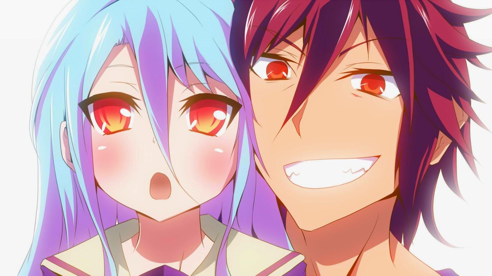 Rthor S Anime Blog Anime Review No Game No Life