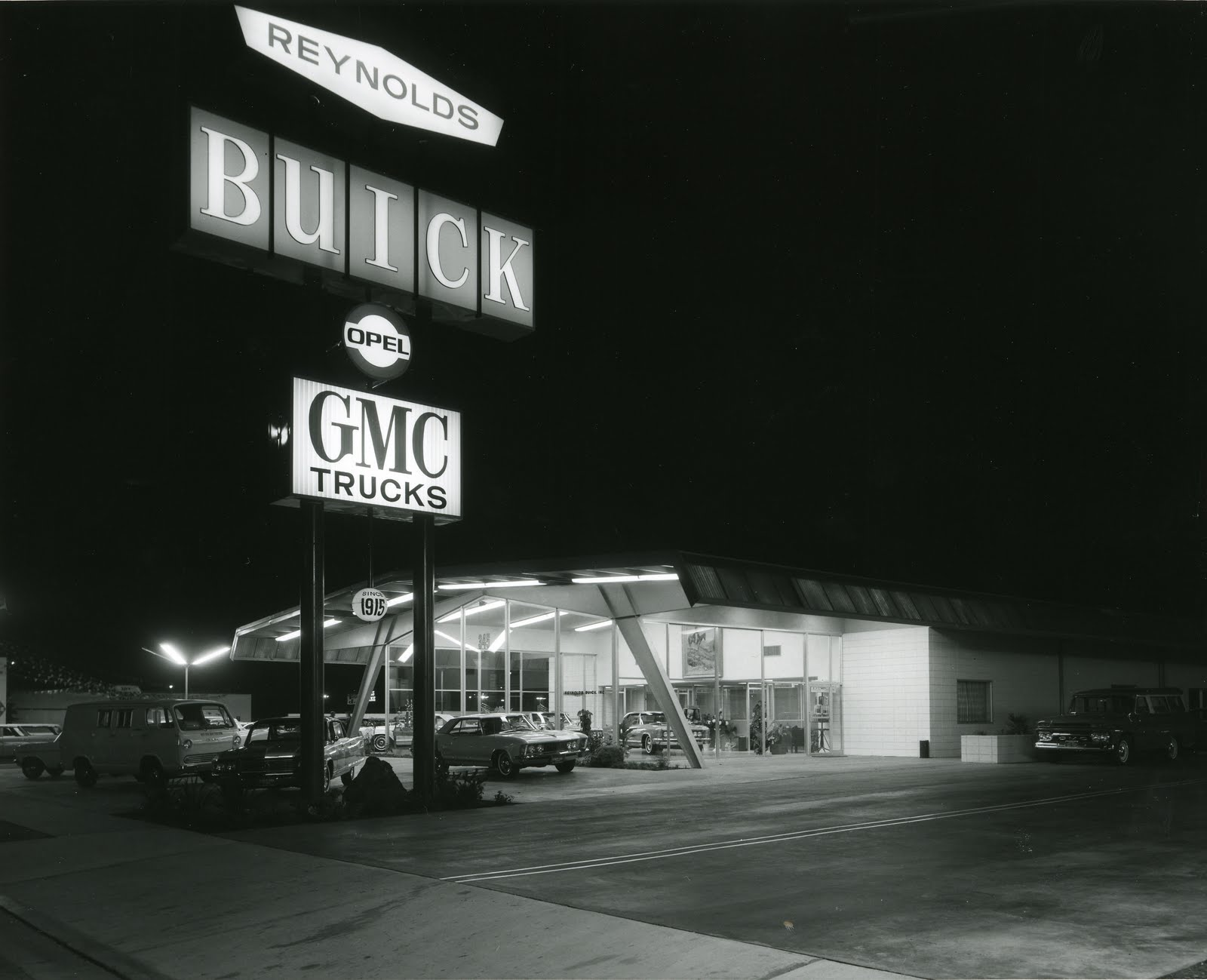 Reynolds Buick GMC Blog: Fun Friday: Greetings from Covina