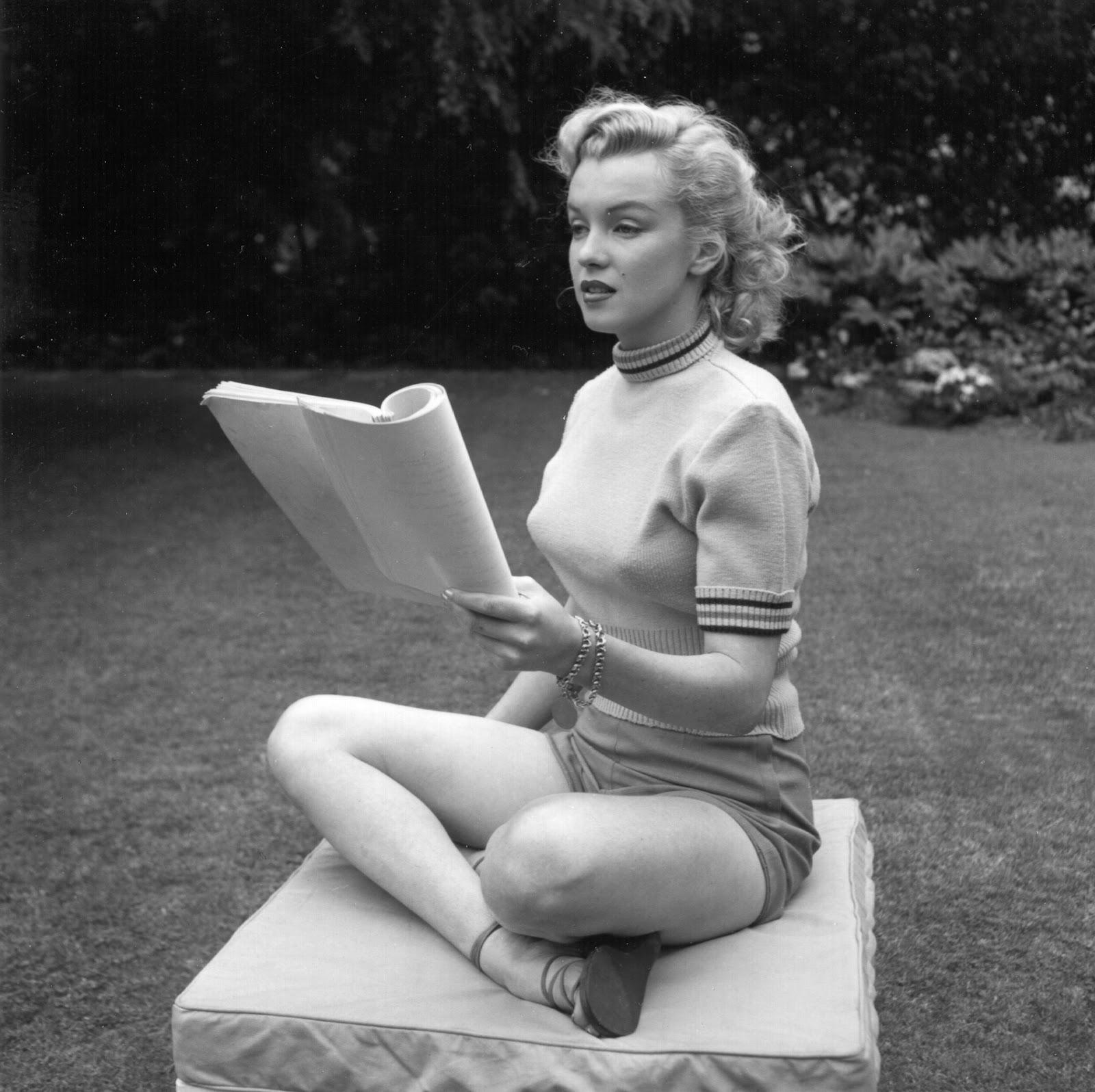 Marilyn Monroe Fashion Bikini Bodycon Underwear She