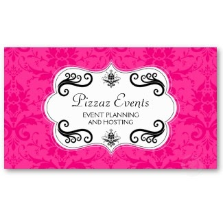 Party Planning Business Card Ideas Oxynux Org
