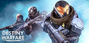 Destiny Warfare MOD APK Sci-Fi FPS for Android Hack v1.1.5 Update Terbaru 2018