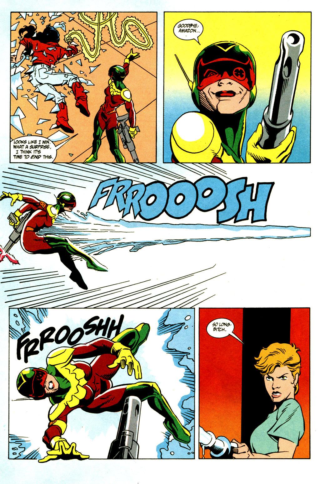 Read online Wonder Woman (1987) comic -  Issue #79 - 12