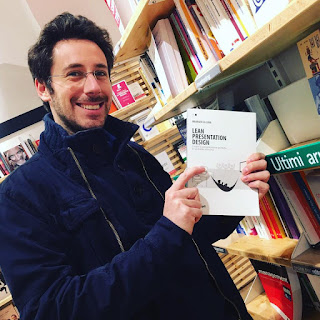 Maurizio La Cava Lean Presentation Design libro libreria