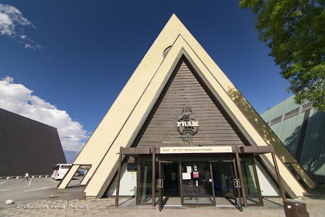 Museo del Fram - Oslo por El Guisante Verde Project
