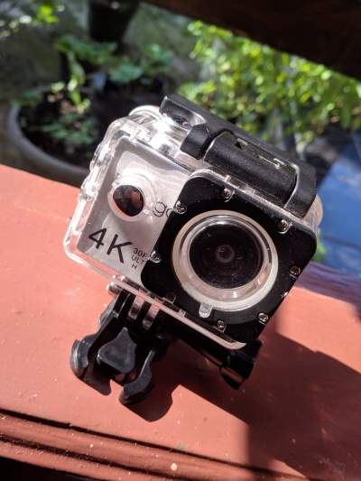 Review Harga dan Spesifikasi Action Camera Kogan 4K