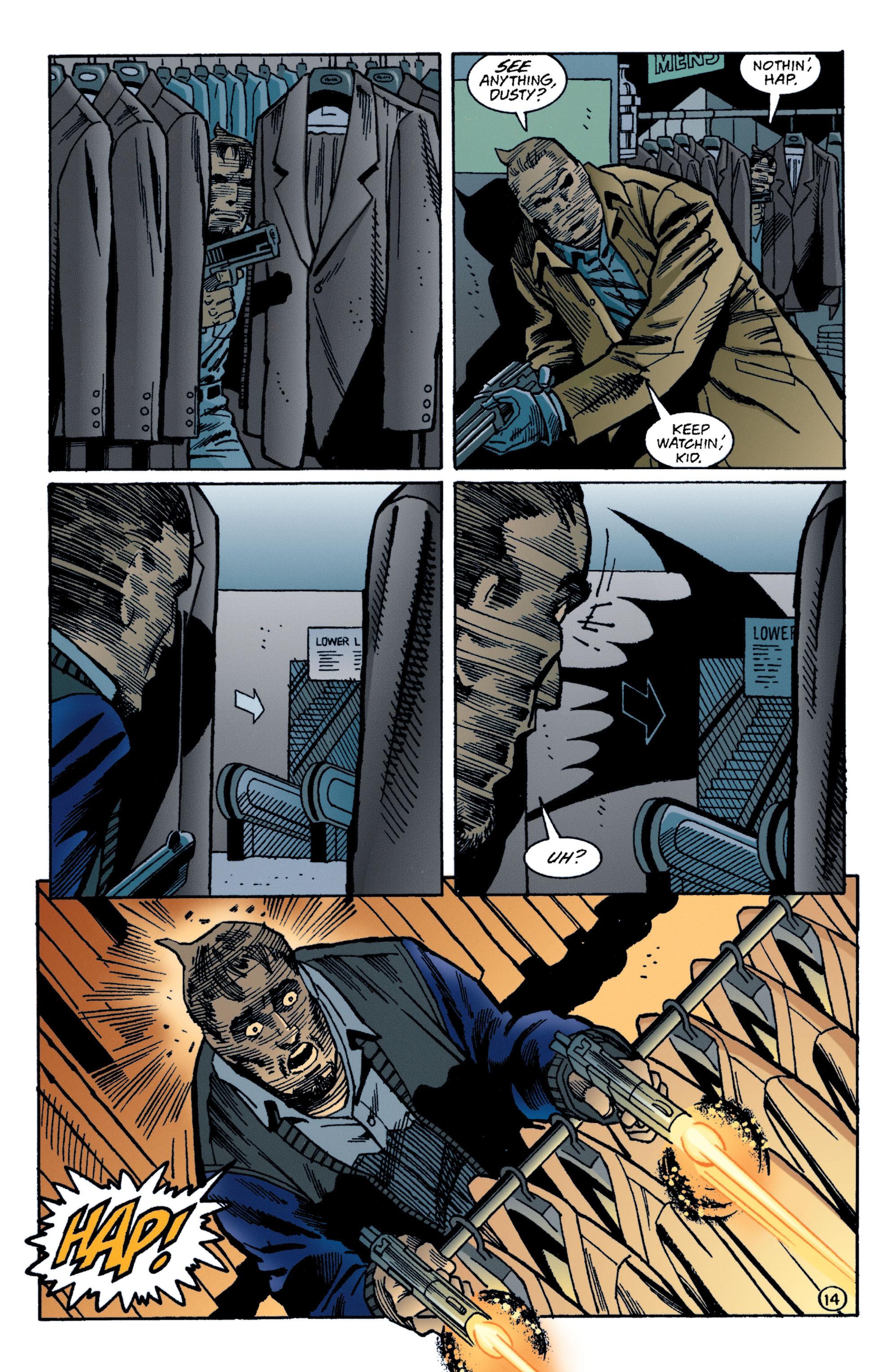 Detective Comics (1937) 716 Page 14